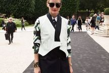 Celebrity Street Style / Your favorite celebrities and their stylish looks.