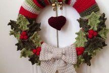 Natale uncinetto e maglia