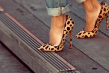 For the love of shoes! / Those I have and those I dream about! / by Amy Rogers