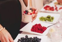 party planning & preparing / Party and food inspiration/ decoration.