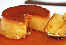 The Ultimate Flan / It can't  get any creamier or sweeter than this / by Maddy