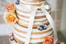 Wedding Cakes / stylish, modern, and gorgeous wedding cakes