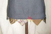 Nähen - Krawatten