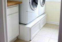 Laundry room - Tvättstuga
