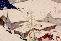 Group of 7 addition - Edwin Holgate