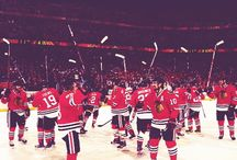 Chicago Blackhawks❤️ / by Shana Dell'Aquila