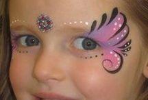 Face painting - Ansiktsmålning
