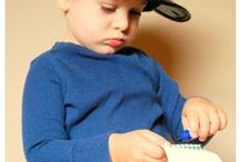 Early Writing Activities / Early writing activities for young toddlers, preschoolers and kindergarteners.