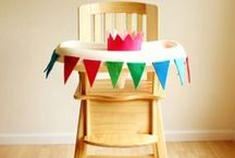 Kids' Birthday Party Ideas / Birthday party ideas for boys and girls ages 2 to 12 years old. Find party games, activities and crafts as well as party food and decoration ideas!