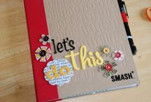 Simply *Smashing* / Ideas for smash book / by Mandy Lehman