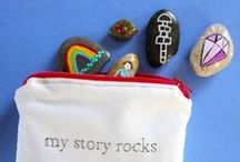 Storytelling for Kids / Ideas for encouraging storytelling with kids.