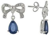 Sparkling Sapphire / by Szul Jewelry