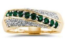 Elegant Emerald / by Szul Jewelry