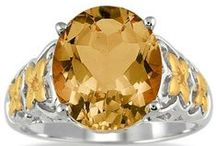 Chic Citrine / by Szul Jewelry