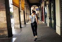 ELISE GUG Street Style / Wearing ELISE GUG everyday… any day...