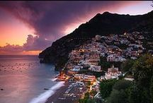 Discover Amalfi ~ Italian dreams / Come and explore Italy's Amalfi coast, discover it's hidden wonders and the beautiful and untamed Mediterranean beaches.  Click here to get some great trip ideas and start planning your next trip! RoutePerfect.com
