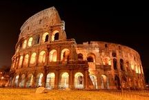 In and around Rome ~ Italian dreams / Explore the eternal city of Rome and all it has offer ! Click here to get some great trip ideas and start planning your next trip! RoutePerfect.com
