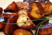 Carb Corner / Rice & potato recipes
