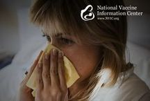 Influenza & Flu Shots / Tips and  Information About Influenza and Influenza Vaccines.