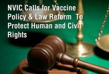 Vaccine Laws & Policies / Information on Vaccine Laws, Policies & School Requirements