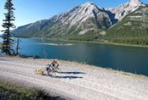 Touring Destinations / Places we dream to cycle one day! / by Ortlieb USA