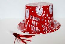 New Years / A collection of fun crafts and activities to make New Years Eve memorable for kids!