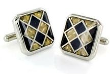 Cuff Links / by Szul Jewelry