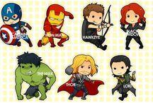 Fandom: Comics & Superheroes
