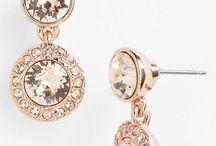 elegant, extravagant earrings