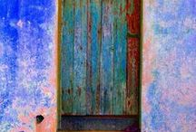 Corridors and Doorways / What lies beyond...opening the way to other worlds :)