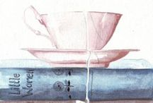 A Cup Of Tea Solves Everything / To better indulge my obsession with teacups :)