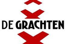 Twitter - @DeGrachten / Twitter-account over de Amsterdamse grachten. Ontstaan in 2013 ter gelegenheid van de viering van het 400 jarig bestaan van de grachtengordel. Inmiddels 5.300+ volgers.