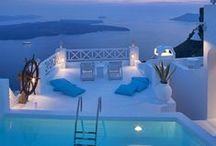 Greece Romance / Planning a honeymoon in Greece or just a short romantic getaway? want to share intimate moments with your love? Come explore the most romantic destinations in Greece with RoutePerfect. Click here to get some great trip ideas and start planning! RoutePerfect.com
