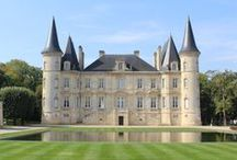 Chateau Style / Drink well. Travel Often.