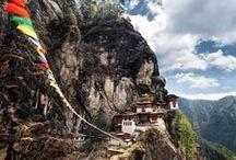 Tibet & HimaŁaya (Bhután,Nepál)