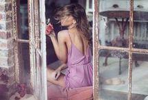 The Even Score Collection / Designer/Model - Paige Harris