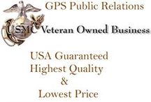Veterans / Is Your Business Veteran Owned? Is your small business or company owned by a veteran (VOB), active duty military, reservist, service disabled veteran?