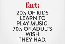Music: Facts/Quotes