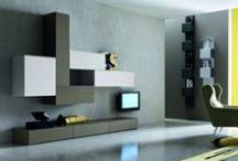 Mobili soggiorno / Idee e mobili per #arredare il tuo #soggiorno con prodotti dal #design moderno.