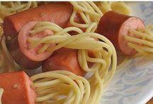 Food-eten-comer / Delicious foooooooodddd!!