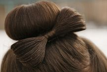 Hairstyles: Updo's