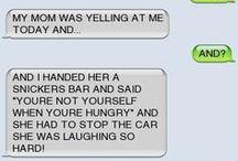 S**ts 'n' giggles