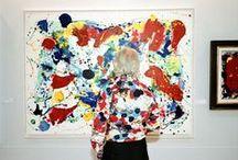 Discovering Artists / by Julie Huguenin