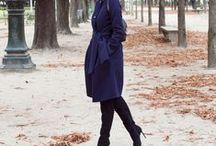 F/W Style / Chic fall and winter fashion
