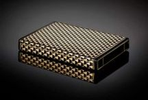 Cartier cigarette case / by Julie Huguenin
