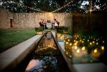 Travaasa Wedding Photo Shoot  / Location: Travaasa Resort, Austin Texas Photography: She-n-He Photography Lighting: Atomic Picnic