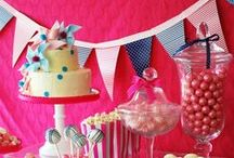 Festivities (baby & kid parties) / Cute party ideas for cutie-patooties. / by Jill Simonian