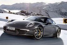 Porsche-ing