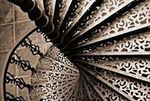 Escaliers et Portes