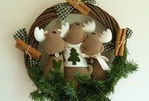 christmas craft / by Lucia Cristina Romero Romero